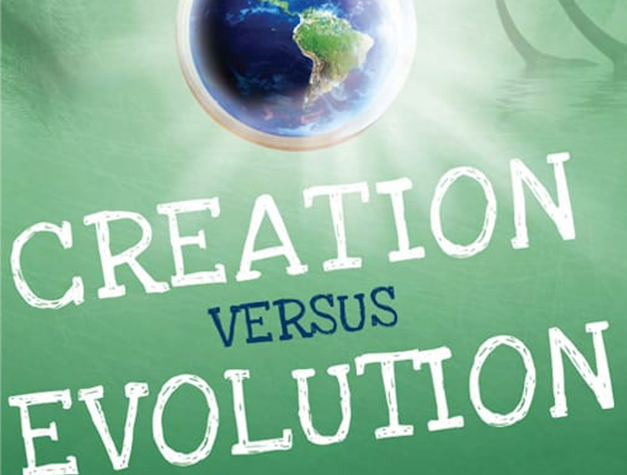 Creation vs Evolution: Evolution vs Creation 01